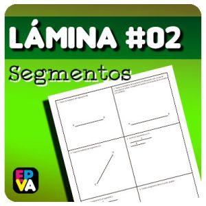 Lámina #02 Segmentos