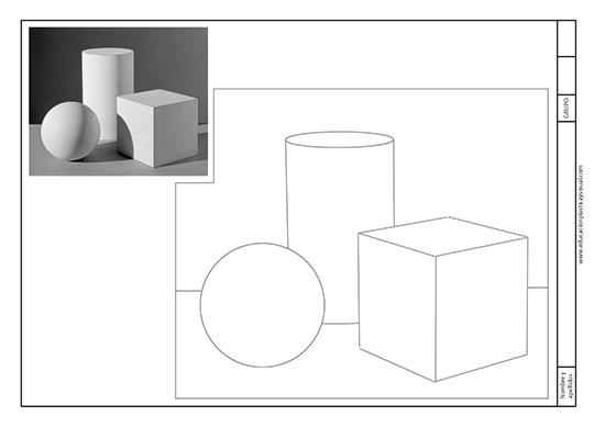 Lámina de claroscuro para Plástica (EPVA).