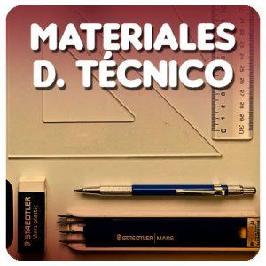 Materiales Dibujo Técnico