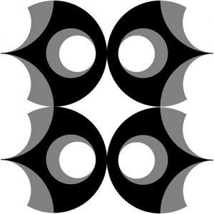 Agrupación de módulos por simetría.