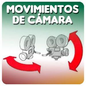 Movimientos de cámara.