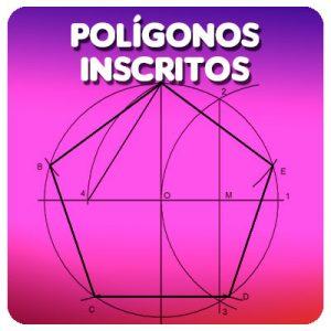 Polígonos inscritos en una circunferencia