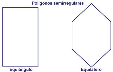 Polígonos semirregulares