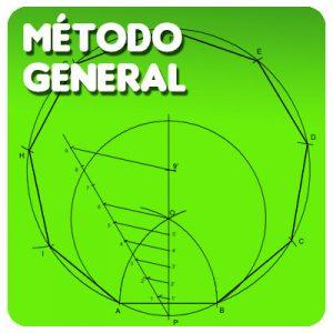 Método General para el trazado de polígonos